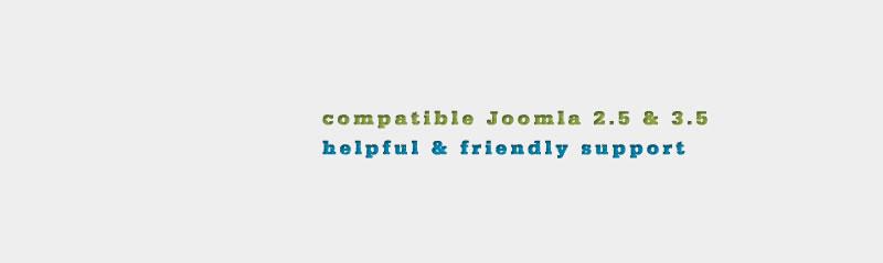 free Joomla template