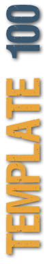 Joomla template 100